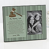 Personalized Picture Frames - Mommy Lawyer - 13104