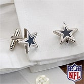 NFL Football Cuff Links - Dallas Cowboys - 13111