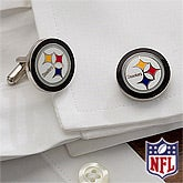 Pittsburgh Steelers NFL Football Cuff Links - 13113