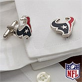 Houston Texans NFL Football Cuff Links - 13114