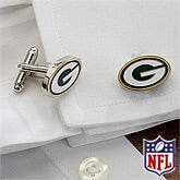 Green Bay Packers NFL Football Cuff Links - 13115