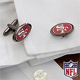NFL Football San Francisco 49ers Cuff Links - 13117