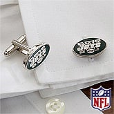 NFL Football New York Jets Cuff Links - 13118