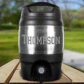 Personalized Mini Keg - One Gallon - 13152