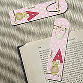 Owl About You Personalized Bookmark Set - 13177