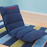Personalized Denim Adjustable Lounger - 13188D