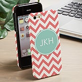 Personalized iPhone 5 Cell Phone Cases - Preppy Chic - 13203