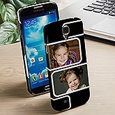 Personalized Samsung Galaxy S4 Photo Cell Phone Case - Modern Photo - 13218
