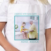 Personalized Kids Photo Apron & Potholders - Picture Perfect - 13220