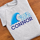 Personalized Kids Clothes - Surfer Dude - 13243