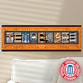 Personalized Campus Photo Letter Art - University of Tennessee - 13263