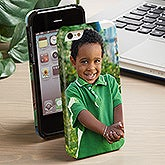 Personalized Photo iPhone 5 Cell Phone Case - 13279