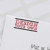 Design Your Own Custom Return Address Labels - 13324