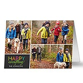 Photo Christmas Cards - Happy Everything - 13329