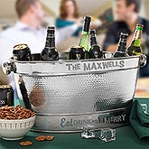 Personalized Party Tub Drink Cooler - Party Hardy - 13365