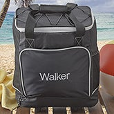 Personalized Rolling Cooler Bag - You Name It - 13498