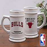 Personalized NBA Basketball Beer Stein - 13529