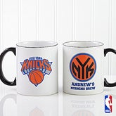 Personalized NBA Basketball Team Logo Coffee Mugs - 13530