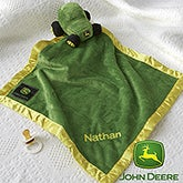 Personalized John Deere Baby Blanket - 13540