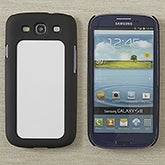 Personalized Samsung Galaxy S3 Black Cell Phone Case - 13580