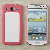 Personalized Samsung Galaxy S3 Cell Phone Case - Pink - 13581