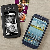 Personalized Samsung Galaxy S3 Photo Collage Cell Phone Case - 13582