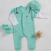 Personalized Baby Costumes - Doctor - 13611