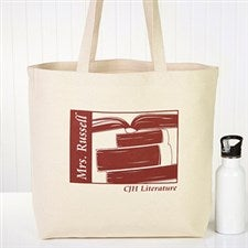 Personalized Tote Bags For Teachers - Teaching Professions - 13633
