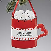 Personalized Christmas Ornaments - Hot Chocolate - 13663