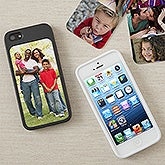 Personalized iPhone 5 Phone Case Inserts - 13683