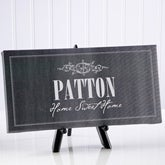 Personalized Canvas Prints - Treasured Family Name - 13800