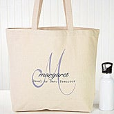Personalized Tote Bags - Name Meaning Monogram - 13804