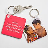 Personalized Photo Key Rings - 13897