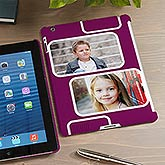 Personalized Photo iPad Cases - Modern Pictures - 13920