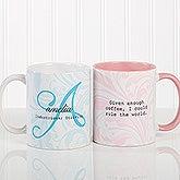 custom coffee mugs for women personalizationmall com