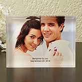 Personalized Wedding Photo Keepsake Gift - 13997