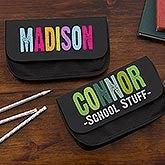 Personalized Kids Pencil Case - All Mine - 14045