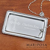 Personalized Jewelry Tray - First Communion - 14120