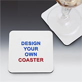 Design Your Own Custom Drink Coasters - 14132