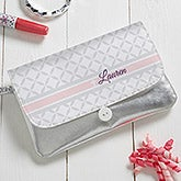 Personalized Wristlet Purse - Cross Blessings - 14165