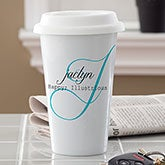 Personalized Travel Tumblers - Name Meaning - 14172