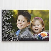 Personalized Photo Canvas Prints - Family Fleurish - 14190