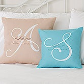 Personalized Throw Pillows - Name Meaning - 14216