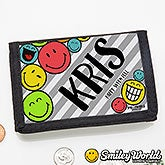Personalized SmileyWorld Wallet - 14250