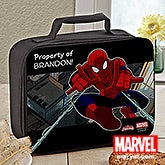Personalized Kids Lunch Box - Spiderman - 14281