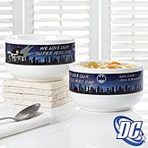 Personalized Batman Cereal Bowl - 14295