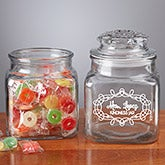 Personalized Candy Jars - Teacher's Treat - 14319