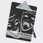 Personalized Teacher Clipboards - Teaching Professions - 14336