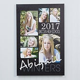Personalized Canvas Prints - Portrait Through The Years - 14363