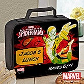 Personalized Spiderman Lunch Box - 14415